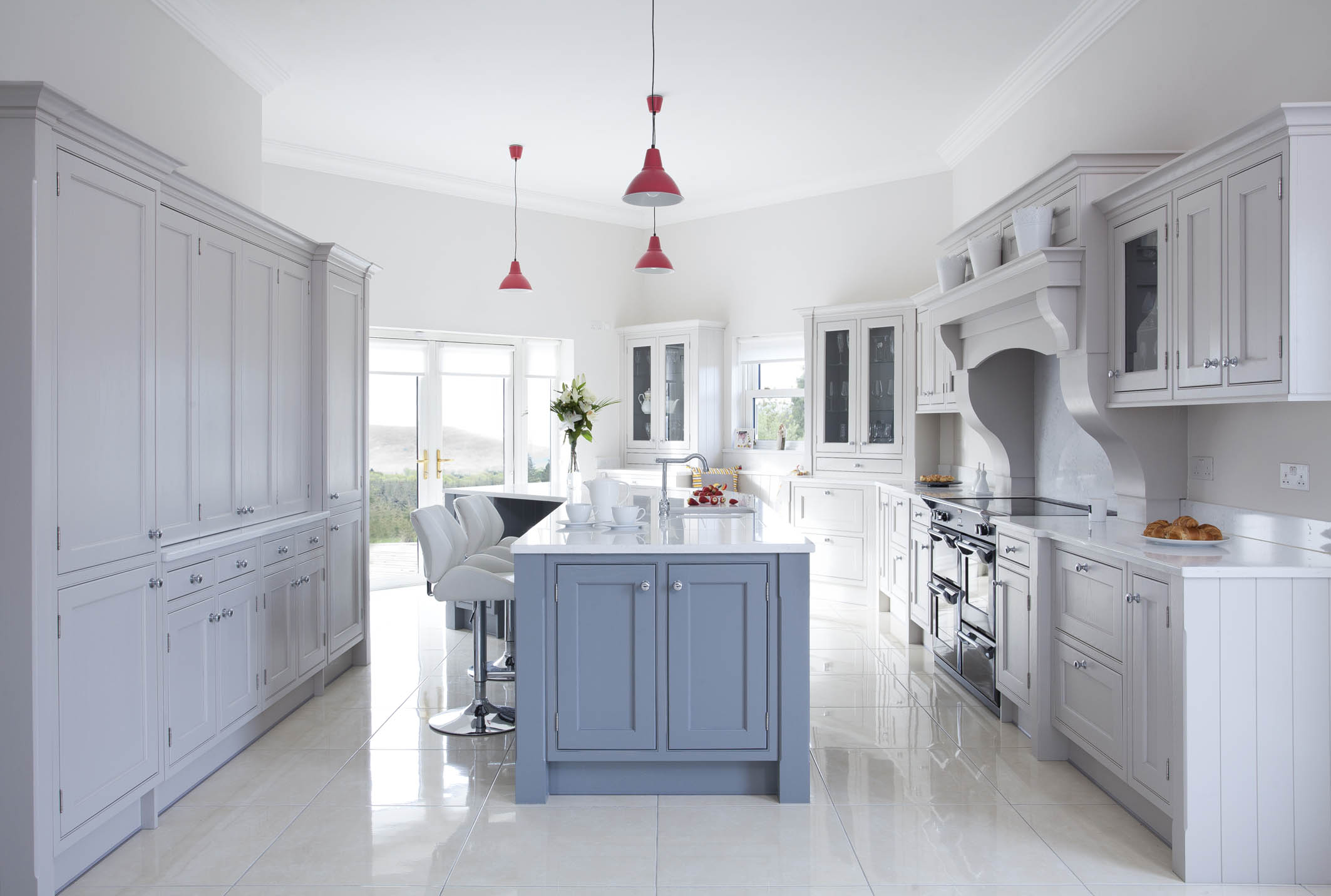 Classic Kitchens Handpainted Kitchens Dublin Limerick Galway