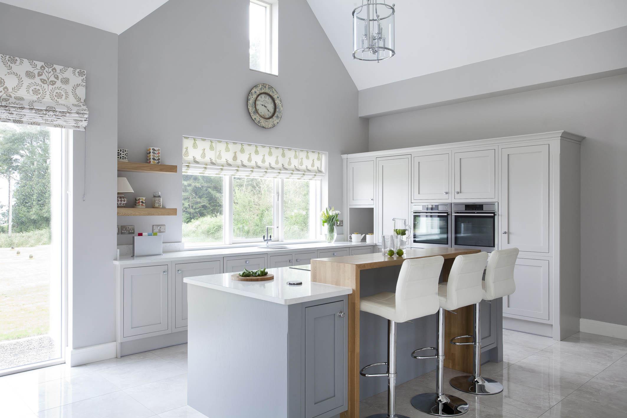 Kitchen Cornforth White