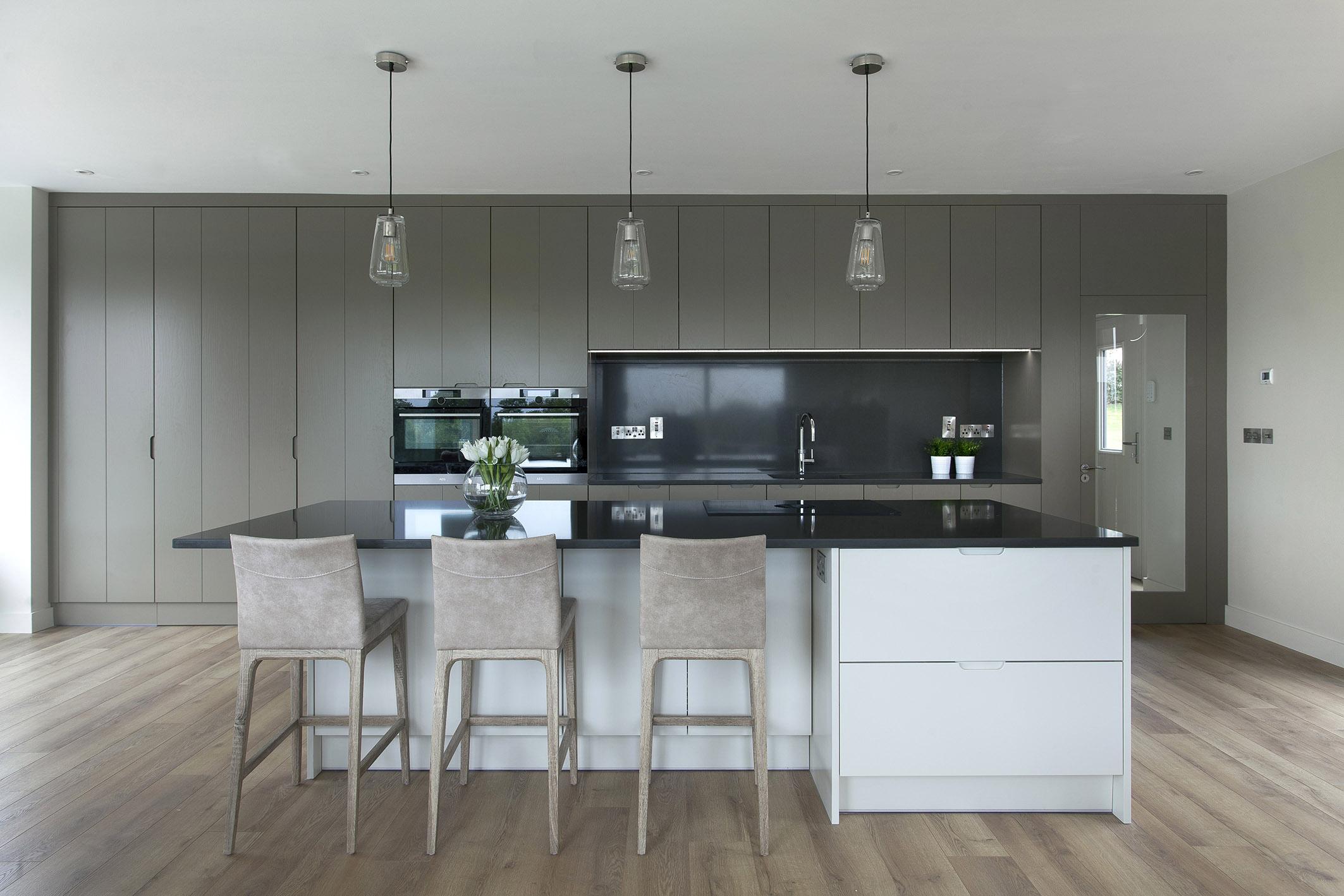 Contemporary Handmade Pureline Kitchen Thurles Ireland